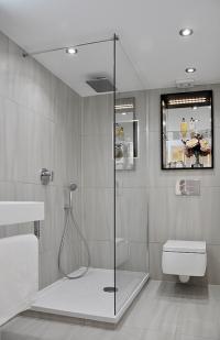 Réalisation d'une salle de bain par votre installateur à Paris